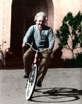 einstein-on-a-bike