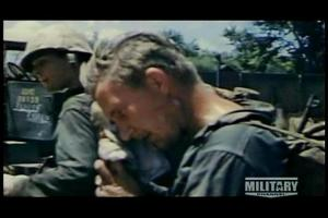 "Uncle Ray on Saipan, from the Military Channel documentary ""Hell in the Pacific"""