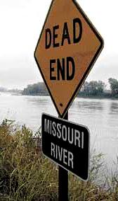 Dead end Missouri