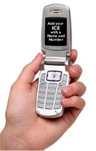 ICE cellphone