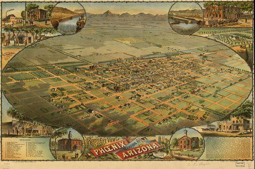Old Phoenix, 1885