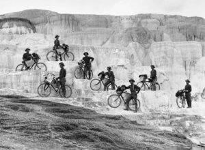 The 25th at Yellowstone, 1896