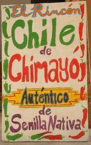 Chimayo chiles