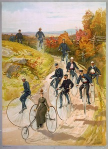 Early cyclists