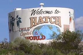 Hatch water tank