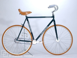 Kunstrad bike
