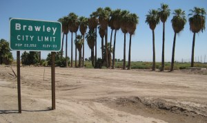 Brawley sign