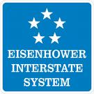 Eisenhower Interstate system logo
