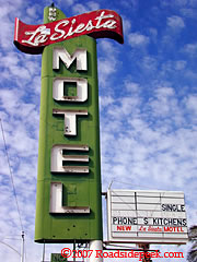 Motel in El Centro, Calif.