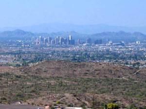 Phoenix vista