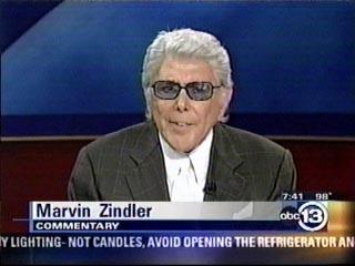 Marvin Zindler