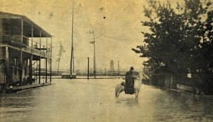 Merryville flood in 1913