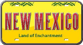 New Mexico license