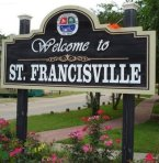 welcome to st. francisville