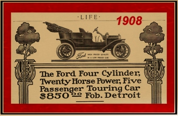 Since Henry Fords Model Ts Began Chugging Out Onto Americas Primitive Roads In The First Decade Of 20th Century US Transportation Policy Has
