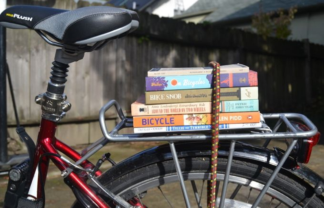 A winter reading list jim 39 s bike blog Bicycle bookshelf