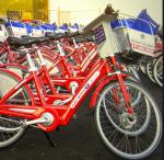 Fort Worth Bike Sharing bike